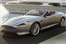 """Aston Martin DB9 / The Aston Martin DB9 is a grand tourer first shown by Aston Martin at the 2003 Frankfurt Auto Show. Available both as a coupe and a convertible, the DB9 was the successor of the DB7.Despite being the successor of the DB7, Aston Martin did not call the car the DB8 due to fears that the name would suggest that the car was equipped with only a V8 engine (the DB9 has a V12). Aston Martin also believed that naming the car """"DB8"""" would indicate a gradual evolution and misrepresent the car."""