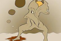 Alan Loreti / Mis dibujos, ilustraciones, diseños.