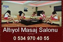 istanbul masaj salonları