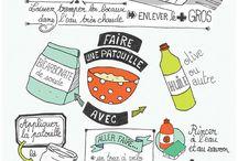 Astuces de Mamie Mesure / Les astuces de grand-mères, on adore !