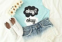 Cute outfits / Cutest outfits for any day like summer, casual, going out, and school