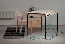 Furniture Design / Lovely chairs and tables, leaning towards the sustainable / innovative side of things