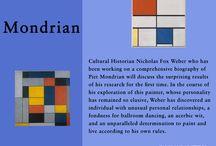 Mondrian / Nicholas Fox Weber is currently writing a biography of Piet Mondrian