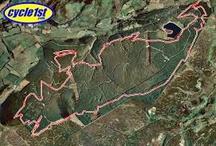 Trails, Routes etc