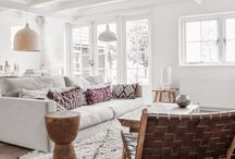 Interior design in touch with moroccan rugs / get inspired with moroccan carpets