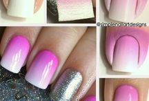 Ombre nails tutorial