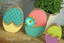 Holiday - Easter Crafts and Decorations / DIY Easter crafts and decoration ideas