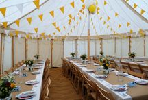 Borrowby, May 2013 / Gorgeous, intimate wedding in rural North Yorkshire