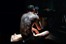 YAKUZA TATTOO: Body Tatooing Is Still A Huge Part Of Yakuza Culture In Japan: Full Body Irezumi Remain A Clear Sign Of Yakuza Loyalties As They Have For Almost Three Hundred Years.