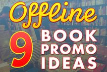 Book Promotion Ideas / by Suzanne Rock/Ava Conway