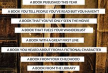 #20books16 Book Challenge / Join us as we read our way through a 20 Books in 2016 Book Challenge!