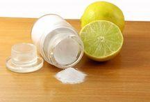 pulire con il sale