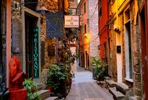 Olaszország, chinque terre