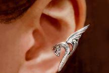 Mindenféle fülgyűrűk