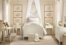 Great girls bedroom ideas / by The Journey Key