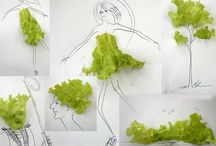 Amazing art by Victor Nunes  / See how simple every objects and waste objects and food items can be combined with illustrations.