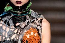Trico e Crochê - Fashion