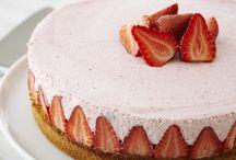 Desserts / by Peg Wilson