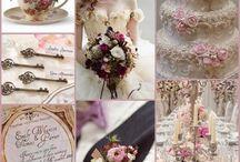 Vintage Wedding ♡