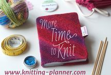 Strickplaner –Your Knitting Planner / Strickplaner –Your Knitting Planner is a clever time management tool for knitters. Plan your weeks –spend more time knitting! http://www.knitting-planner.com http://www.strickplaner.de