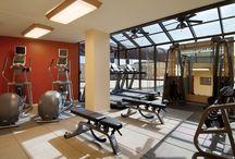 Sala fitness hoteluri