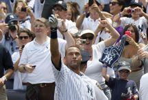 Derek Jeter New York Yankees / Derek Jeter New York Yankees - The Captain #2