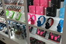 Cellphone concept store designs