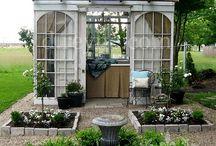 Garden  / It is fantastic garden