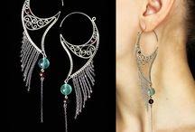 Earring / Diy earring