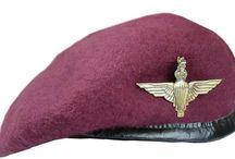 Military, Baretten / Beret