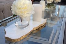 Event Decor for Southern Entertaining / Oooo platters, decor and so much more!