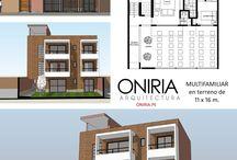 Viviendas - Oniria Arquitectura