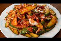 Korean Delicacy / Korean food  / by Jeri Wigdahl