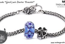 Trollbeads Good Luck Starter Bracelet / by Endangered Trolls