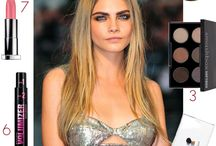 How to look like: Cara Delevigne