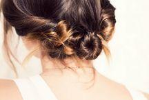 hair dooo / by Haley Ferguson