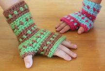 Crochet - Hands / by Audra Omlie