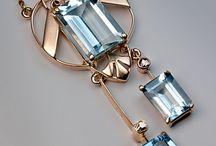 biżuteria art deco