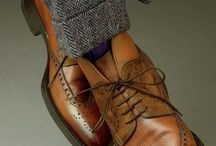 FASHION_Men leather shoes