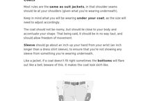 Dressing etiquette  / All you need to know about dressing