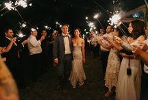 CLASSIC, ROMANTIC GARDEN & MARQUEE WEDDING / Talia & Adrian booked the entire property to accommodate their 200 guests. The wedding ceremony, drinks and canapes was hosted in the Bells Garden, followed by a sit-down reception in a styled marquee in our paddock.
