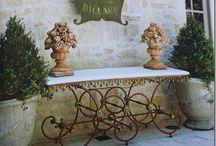Liz garden furniture