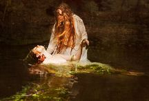The lady of the lake / by Janet Mckinnon