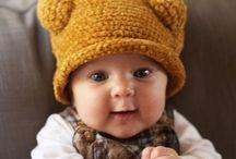 Abiti adorabili per bambini / Funny and cute stuff for babies
