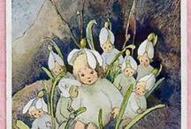 детки цветочки