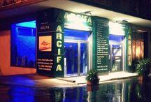 Arcifa srl / Sede - Show Room - Logo - Insegna .......