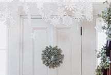 party: decor {holiday} / by Fern and Feather