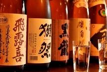 Japanese-sake / by Soichiro Ichiba
