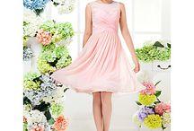 Bridesmaid's Dreses
