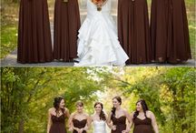 Brown wedding theme